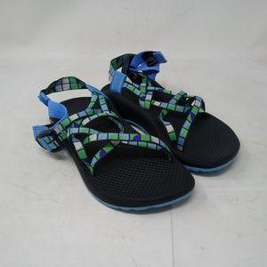 Chaco Women ZCloud X Sandal Break Shamrock J107110